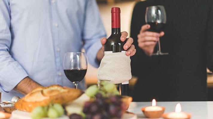 Как да подарявате вино