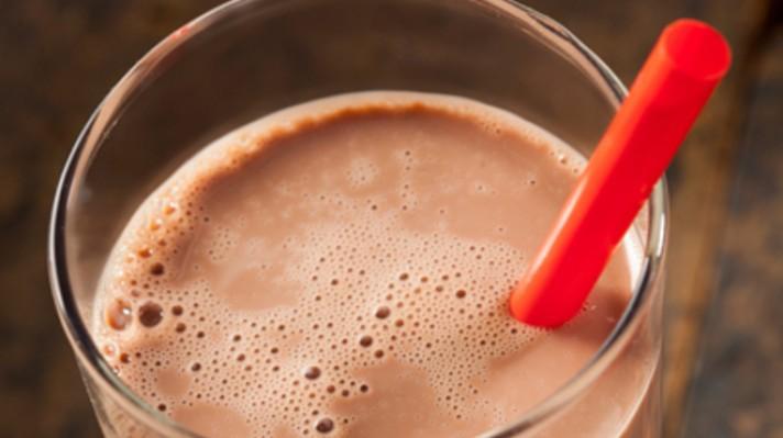 Шоколадово мляко|escape