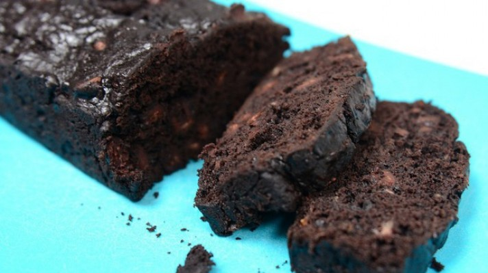 Двойно шоколадов кекс|escape