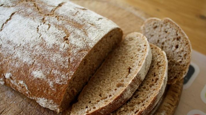Хляб с брашно от рожков escape