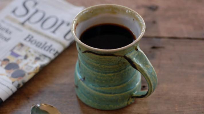 Кафе с ром и лимонова кора