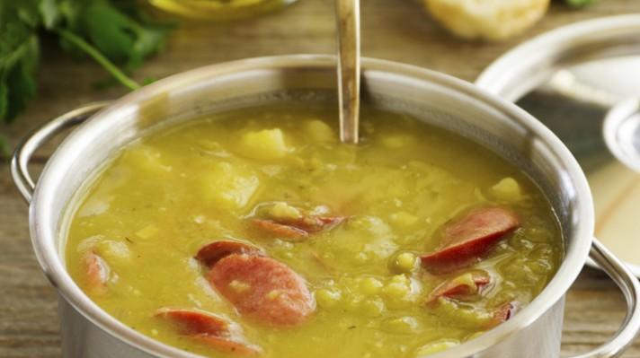 Скандинавска грахова супа|escape
