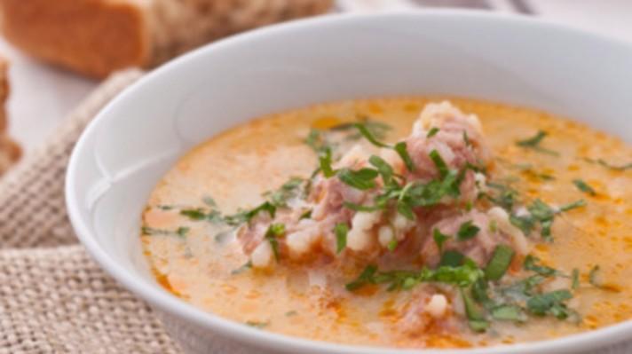 Супа топчета от риба|escape
