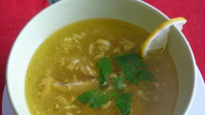 Супа от птичи дреболии с ориз|escape