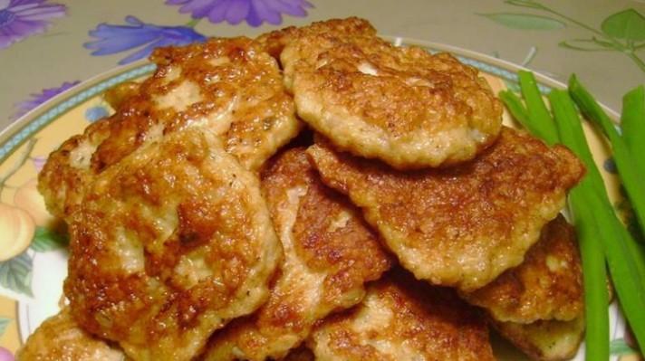 Пилешки кюфтенца
