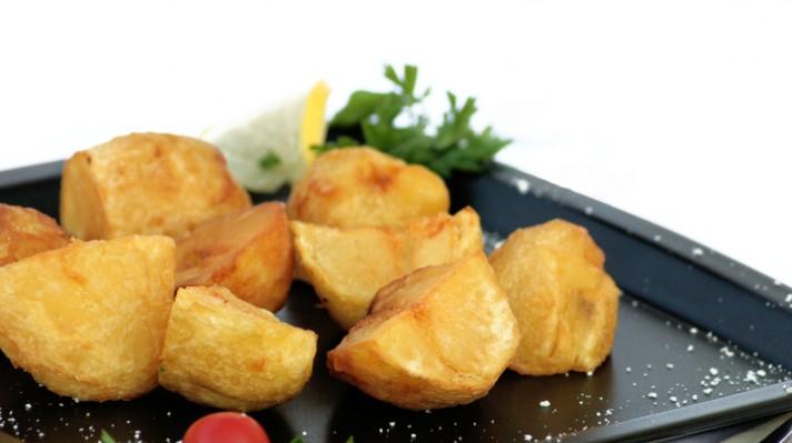 Печени картофи с ким |escape