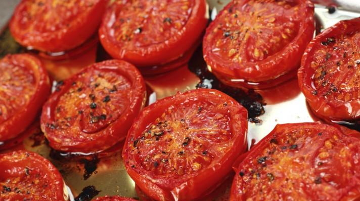 Печени домати escape