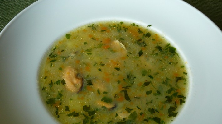 Супа от миди|escape