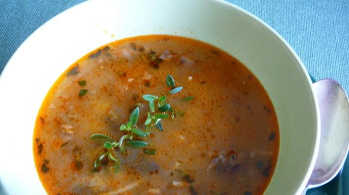 Гъбена супа с фиде|escape