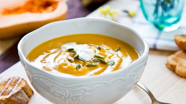 Крем супа от червена леща с картофи|escape