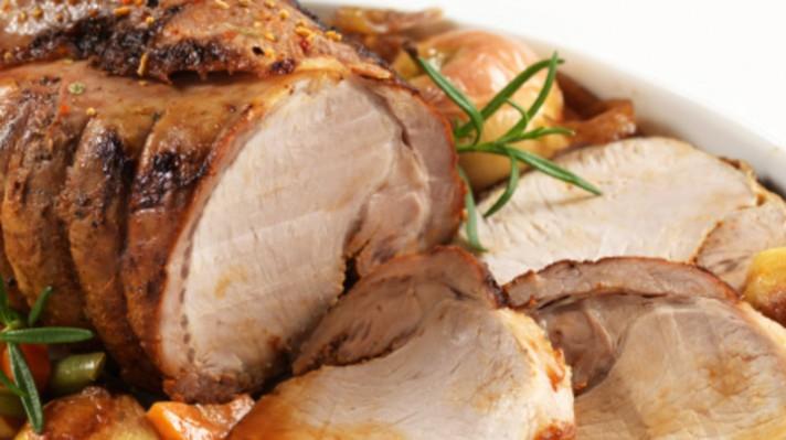 Свинско печено с розмарин|escape