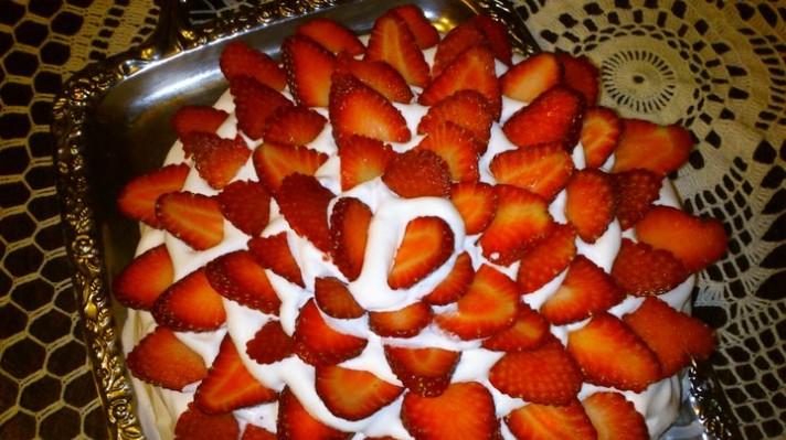 Торта с ягоди|escape