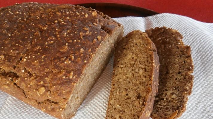 Хляб с ръжено брашно и киноа|escape