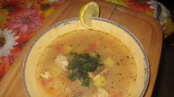 Рибена супа|escape