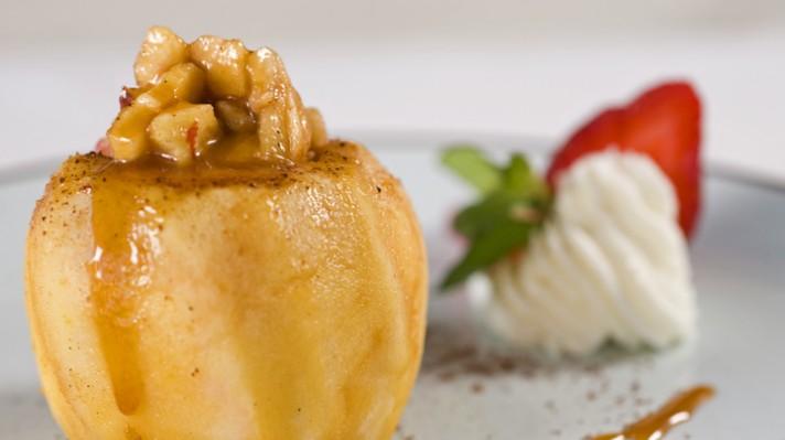Туфахия - печена ябълка с пълнеж (Босна и Херцеговина)|escape
