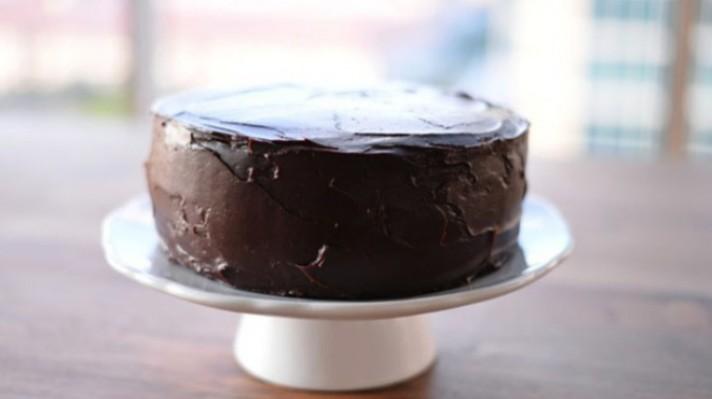 Лесна шоколадова торта|escape
