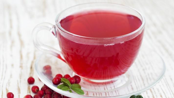 Чай от червена боровинка