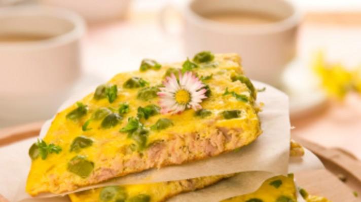 Омлет със сирене на фурна |escape