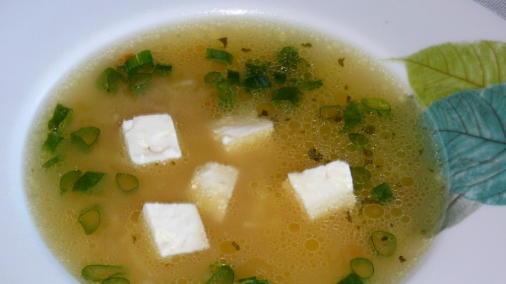 Ароматна постна супа|escape