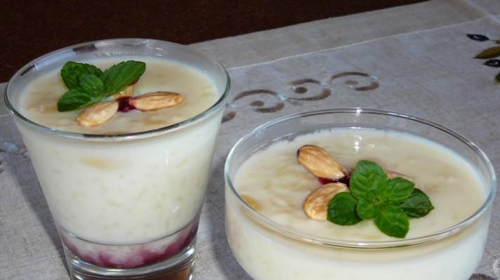 Ориенталски ориз с мляко|escape