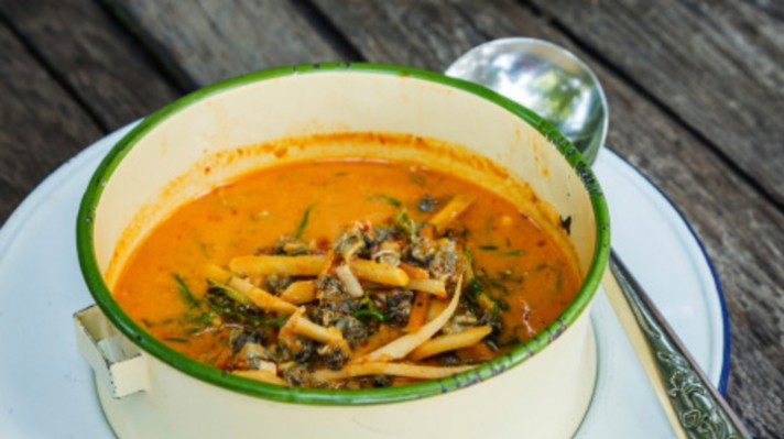 Супа от охлюви |escape