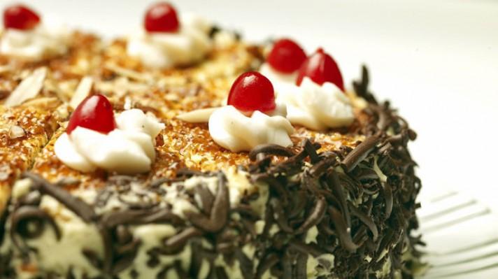 Орехова торта с шоколад|escape