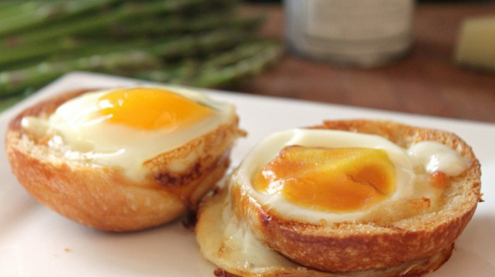 Печени сандвичи с яйца