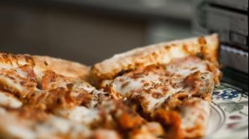 Пица с кайма