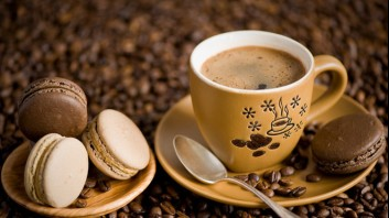 Шоколадово кафе