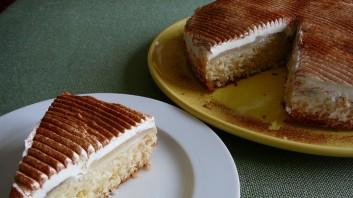 Торта с манго