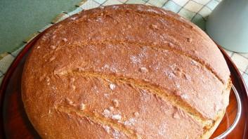 Ръчен хляб с лимец