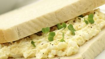 Скариди сандвич