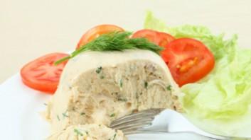Пастет от прясно сирене