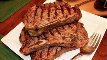 Говеждо месо на скара
