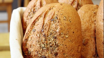 Хляб с тиквени семки