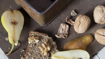 Ароматен хляб с круши