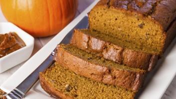 Вкусен тиквен хляб