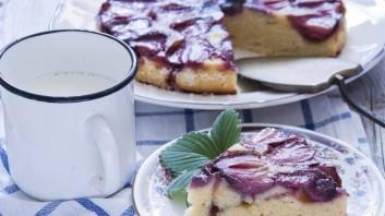 Кекс с ягоди
