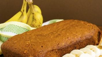 Бананов хляб със заквасена сметана