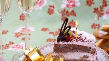 Торта с какао