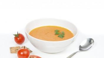 Крем супа от риба и картофи