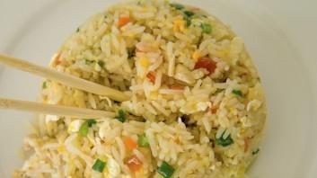 Пържен ориз с яйца по китайски