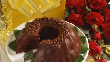 Ароматен кейк с кафе и ликьор