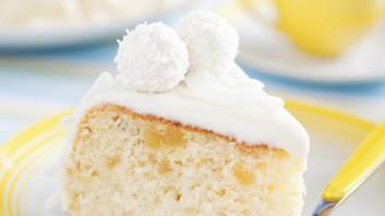 Бял кейк