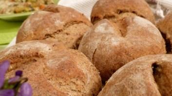 Хлебчета от ленено брашно