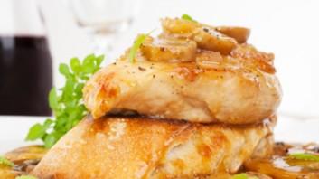 Пиле Марсала