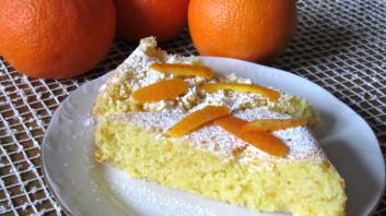 Портокалов сладкиш с ликьор