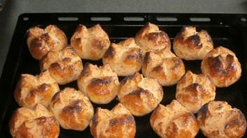 Пикантни хлебчета с мак