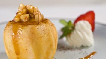 Туфахия - печена ябълка с пълнеж (Босна и Херцеговина)
