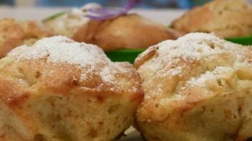 Кексчета с ябълки